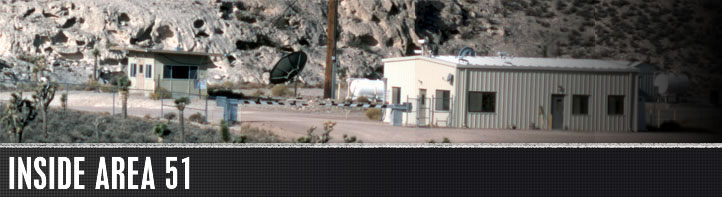 Inside Area 51: High Resolution Pictures & Video Footage
